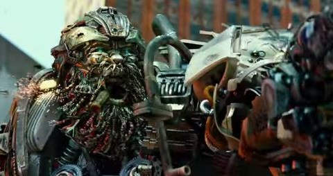 The new Transformers: Age Of Extinction movie trailer has arrived and it's epic