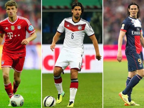 Four players linked with Manchester United transfer who would be a complete waste of money: From Thomas Muller to Edinson Cavani