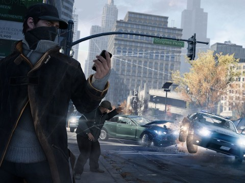 Watch Dogs is biggest new IP launch ever in the UK