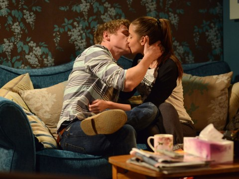 EastEnders spoiler: Lauren and Peter FINALLY give in to temptation and kiss – but what about Lola?