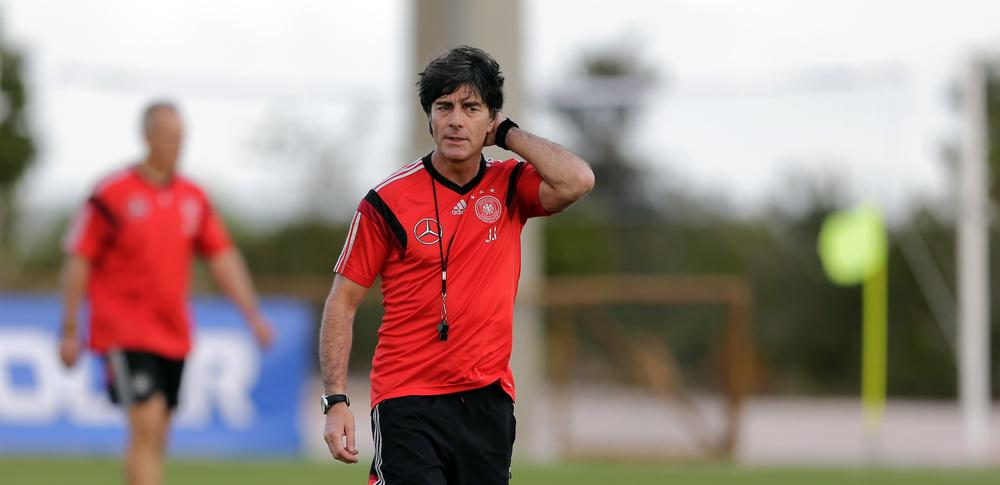 Joachim Loew's Germany must deliver at the World Cup