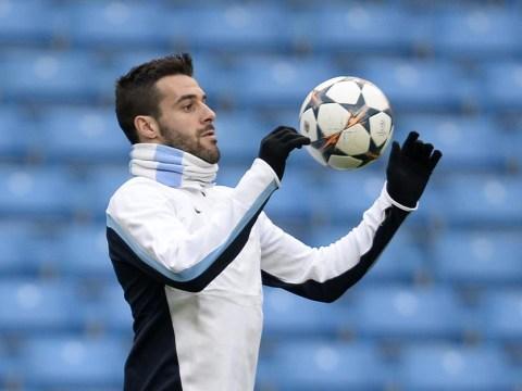Atletico Madrid 'make £12m bid for Manchester City striker Alvaro Negredo'