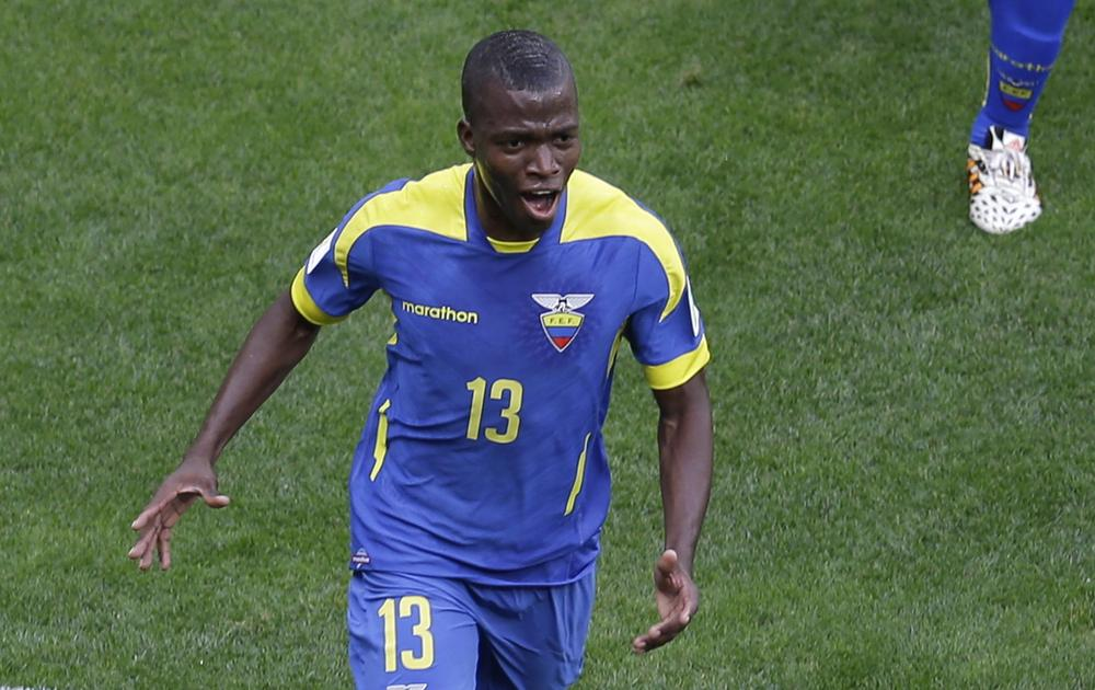Ecuador World Cup star Enner Valencia is the man to shoot Newcastle United up the table next season