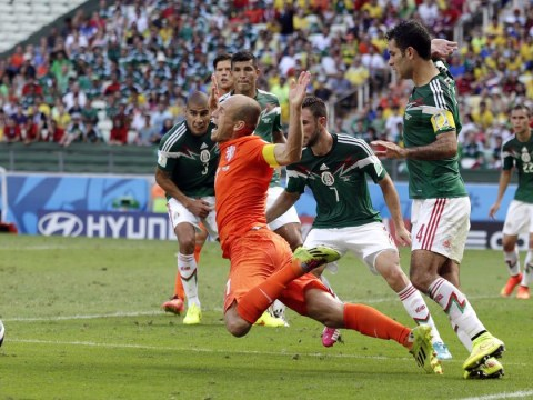 How brave Mexico 'played like never before, but lost like always'