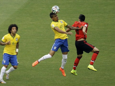 Luiz Gustavo the undesirable star of the show for Brazil in Mexico stalemate