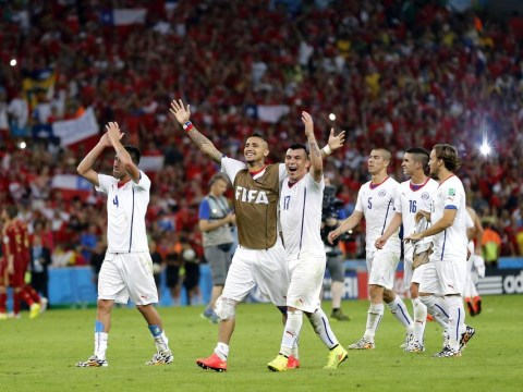 Chile announce themselves at the World Cup with a historic win Spain