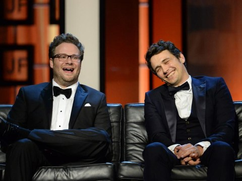 James Franco and Seth Rogen have been slammed by North Korea for their film The Interview