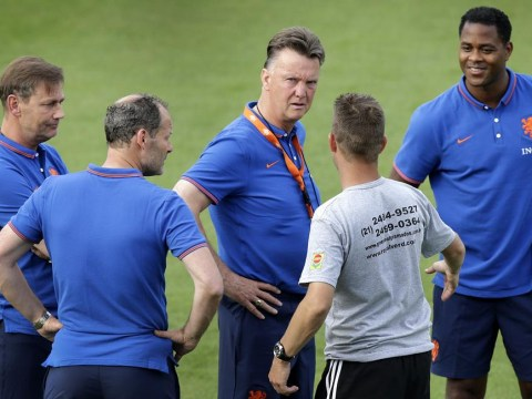 Three reasons Louis van Gaal's Netherlands should stick with 5-3-2 against Australia