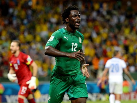 Mario Balotelli? Arsenal should try and land Swansea striker Wilfried Bony