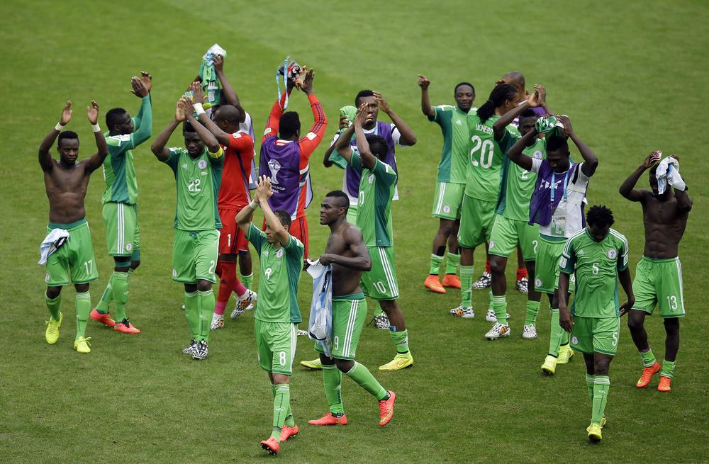 Why Emmanuel Emenike's Nigeria will draw confidence from Argentina loss