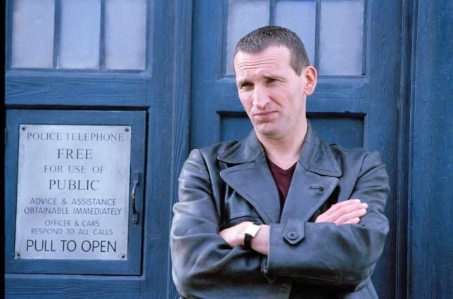Doctor Who: Christopher Eccleston