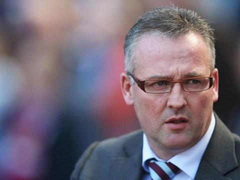 Aston Villa boss Paul Lambert handed just £10m for summer transfers – including wages