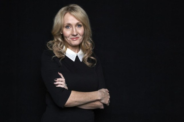 J K Rowling introduces us to a Harry Potter character who