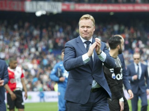 Appointing Ronald Koeman would show Southampton mean business