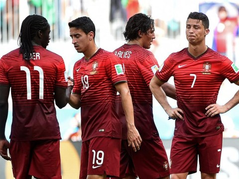 Down but not out! Portugal must bounce back from Germany thrashing