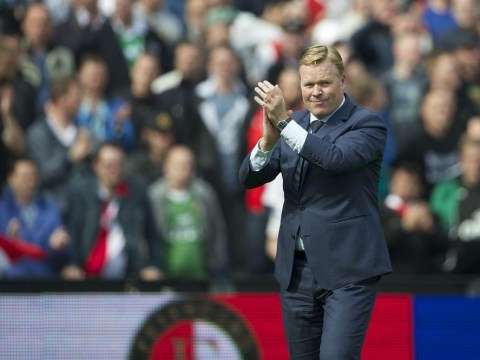 Ronald Koeman under pressure to make the most of a kind start for Southampton