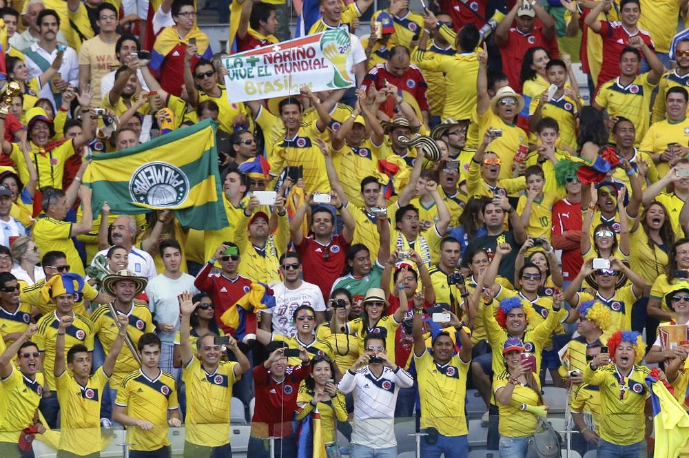 Flavour of the America's adds some real zest to the Brazilian football feast