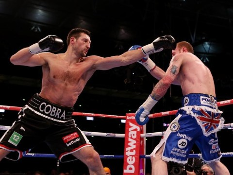 Carl Froch was simply never going to make the same mistake twice and underestimate George Groves again