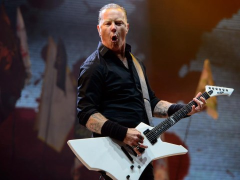 Ten highlights from Metallica's headline performance at Glastonbury 2014
