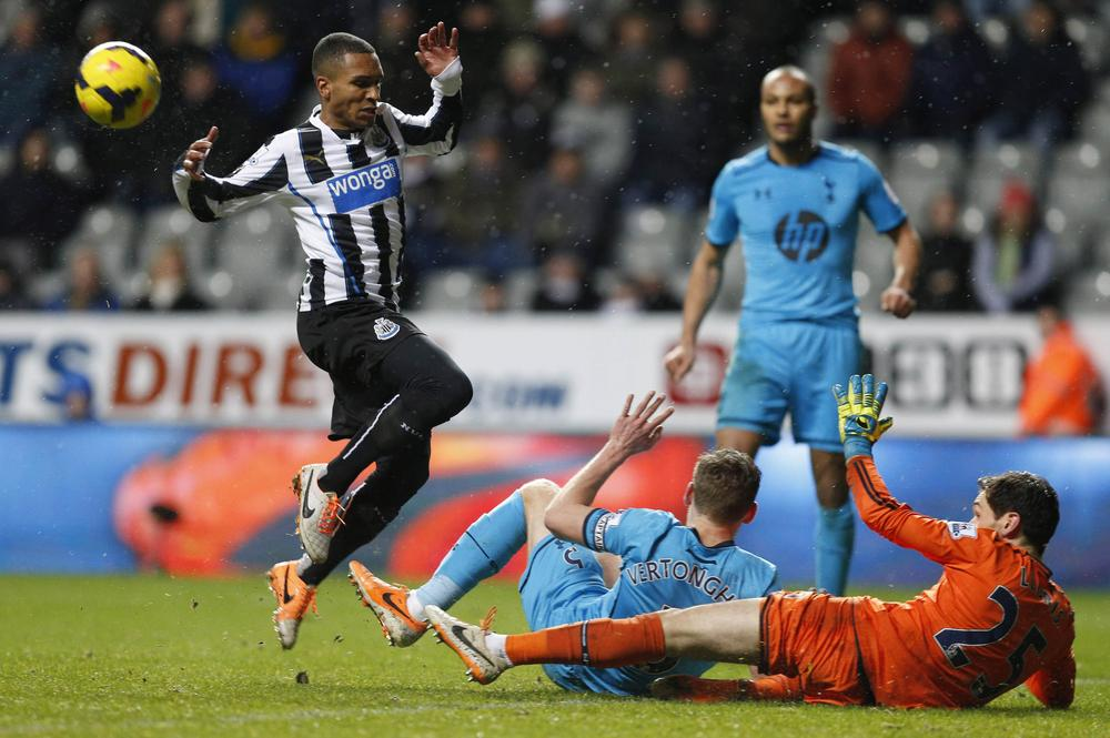 Any takers? Newcastle desperate to off-load Gabriel Obertan, Sylvain Marveaux and Jonas Gutierrez to fund new signings