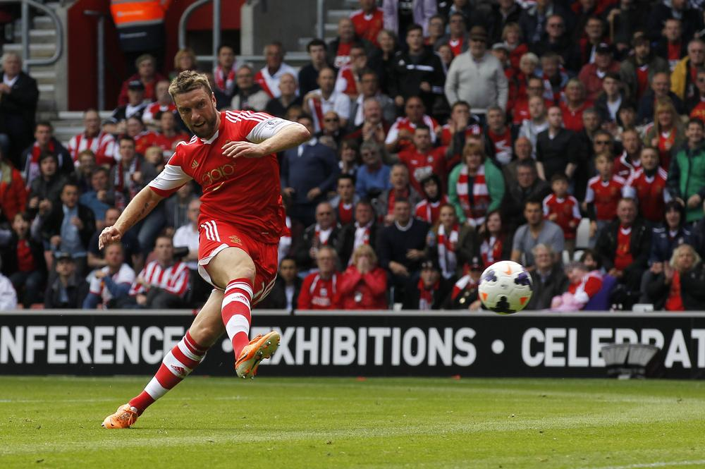 Rickie Lambert – It's been an absolute blast to have you at Southampton