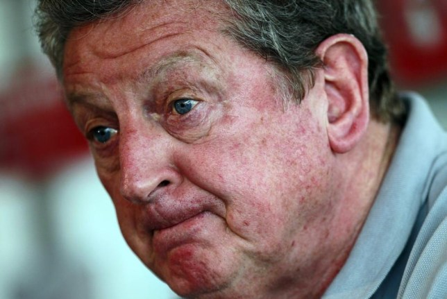 Roy Hodgson is like a nice PE teacher (Picture: AP)