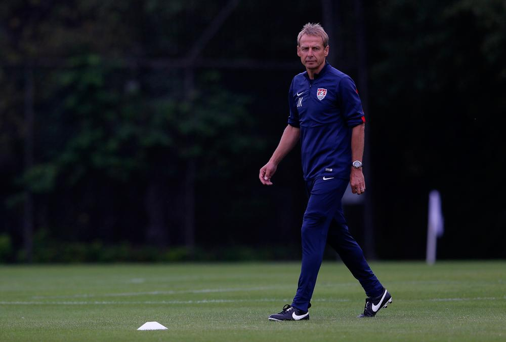 The United States (and Jurgen Klinsmann) need to beat Ghana in World Cup opening match