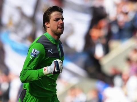 Tottenham 'targeting Newcastle's Tim Krul' amid Hugo Lloris exit reports