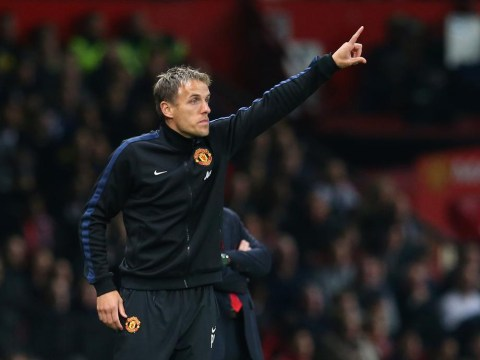 Phil Neville slammed on Twitter for 'boring' commentary – even by the police