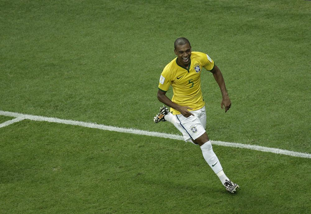 Paulinho has family ties finally cut as Fernandinho helps Brazil get their groove back