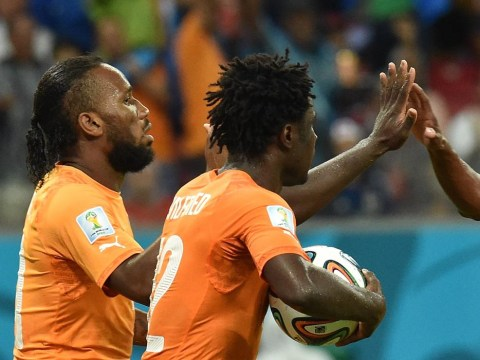 Wilfried Bony or Didier Drogba? Sabri Lamouchi faces Ivory Coast selection dilemna for Colombia game