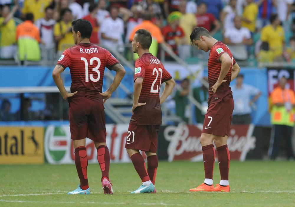 Why Éder and William Carvalho the men to lead Portugal out of trouble