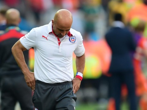 Chile and Jorge Sampaoli fume at Dutch tactics but lacked guile to record needed victory