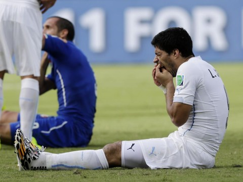 Luis Suarez being hit with a four-month ban for biting by Fifa fully justified