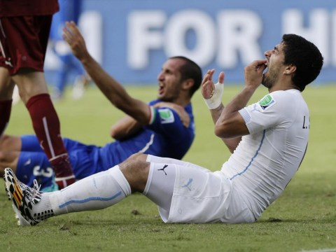 Chew's sorry now? Luis Suarez opens his mouth again … to apologise