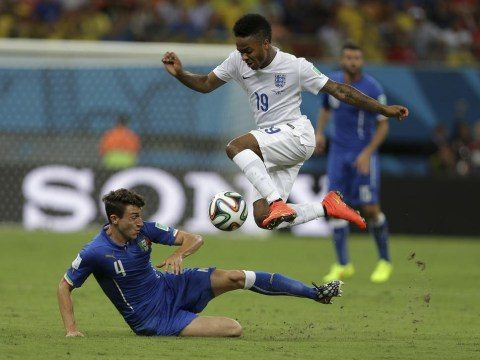 Don't feel down England fans! Raheem Sterling will give Uruguay's defenders nightmares
