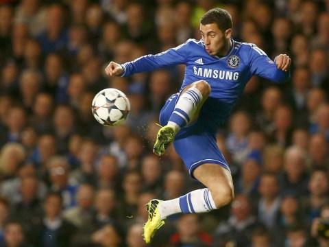 Laurent Blanc admits Paris Saint-Germain won't sign Eden Hazard unless he requests Chelsea exit