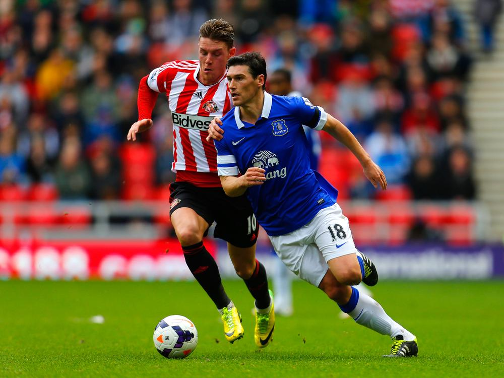 Everton to wrap up permanent signing of Gareth Barry from Manchester City