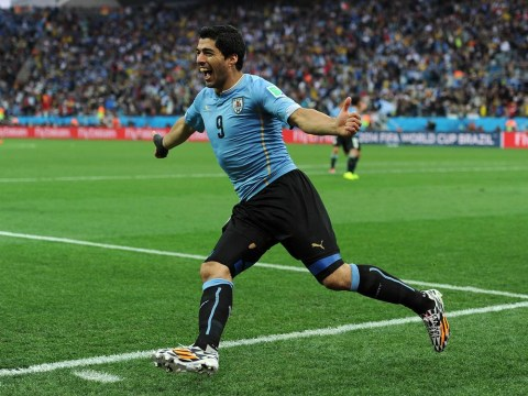 Luis Suarez was inspired by Roy Hodgson's comments before helping Uruguay defeat England