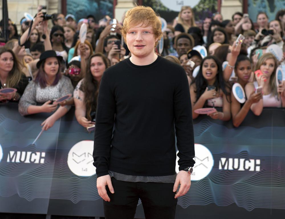 Ed Sheeran finally admits hit song Don't is about Ellie Goulding and Niall Horan – but he's totally over the anger now