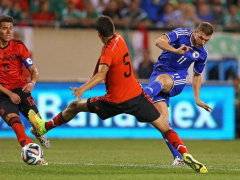 Manchester City's Edin Dzeko will be crucial to World Cup campaign of Bosnia
