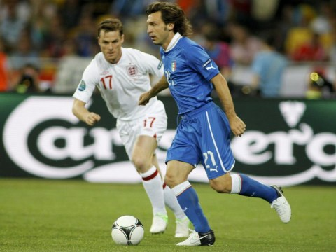 England's youthful midfield can take on Italy's Dad's Army and beat them at their own game