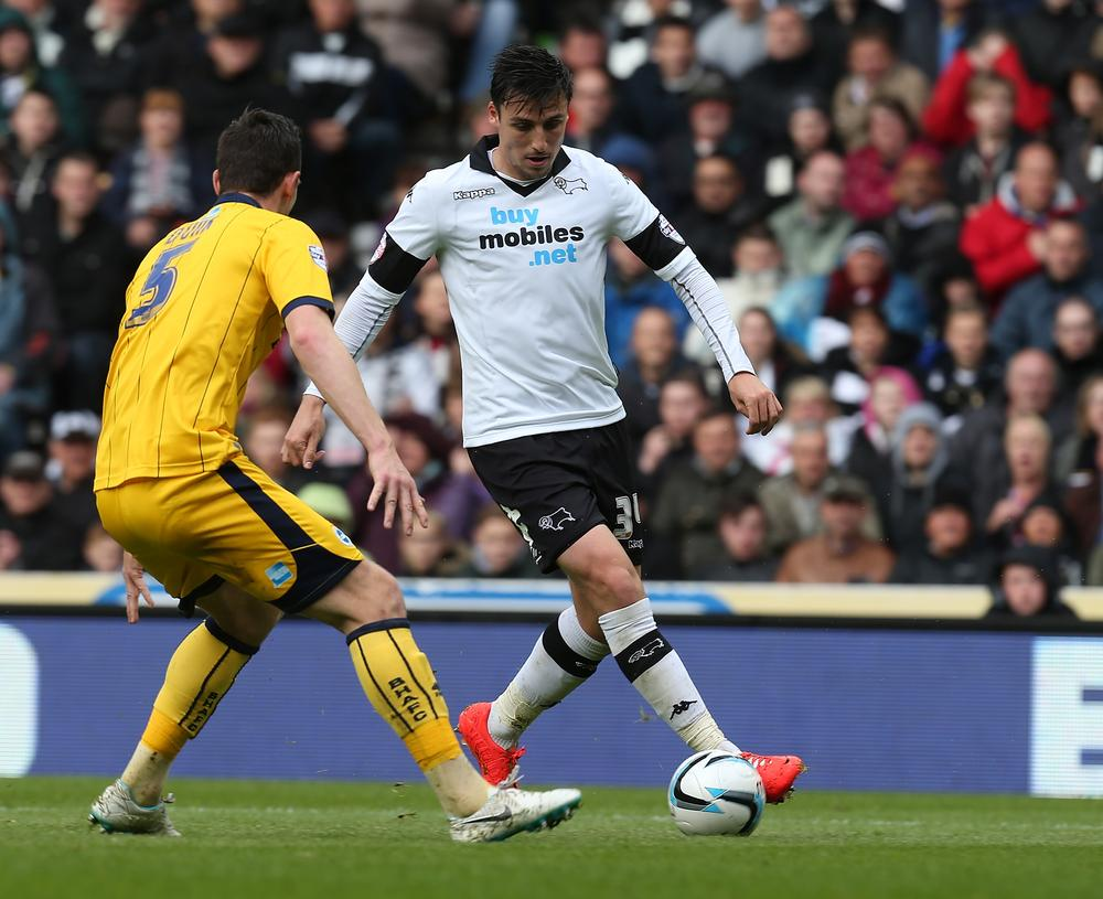 George Thorne shocks West Brom by telling them he wants to join Derby