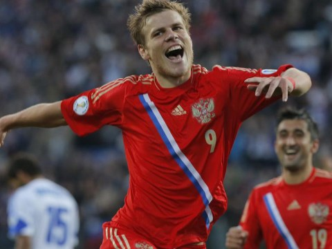Dynamo striker Aleksandr Kokorin is ready to become Russia's next superstar