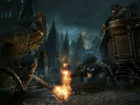 Bloodborne preview – a beast of a project