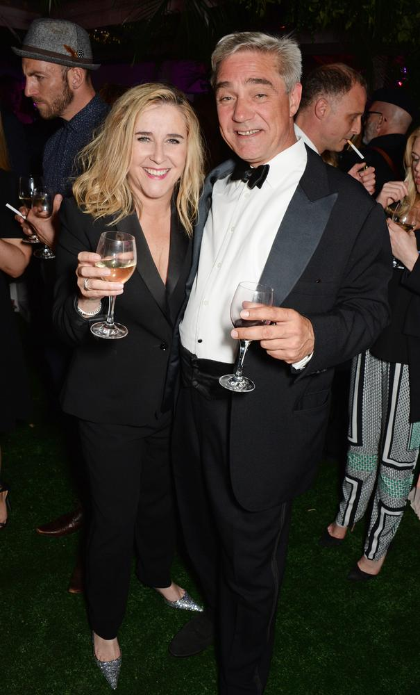 Gogglebox's Steph and Dom and their amazing boozy night out at the Glamour Awards 2014
