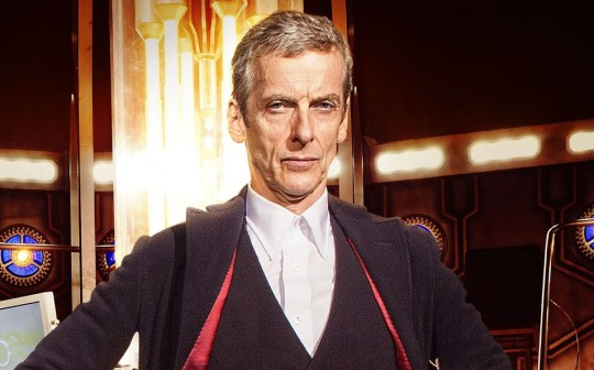 Doctor Who, Peter Capaldi, season 8, Deep Breath
