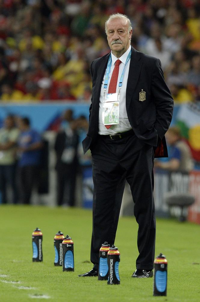 Vicente del Bosque must go! Spain coach's time is up after World Cup shambles