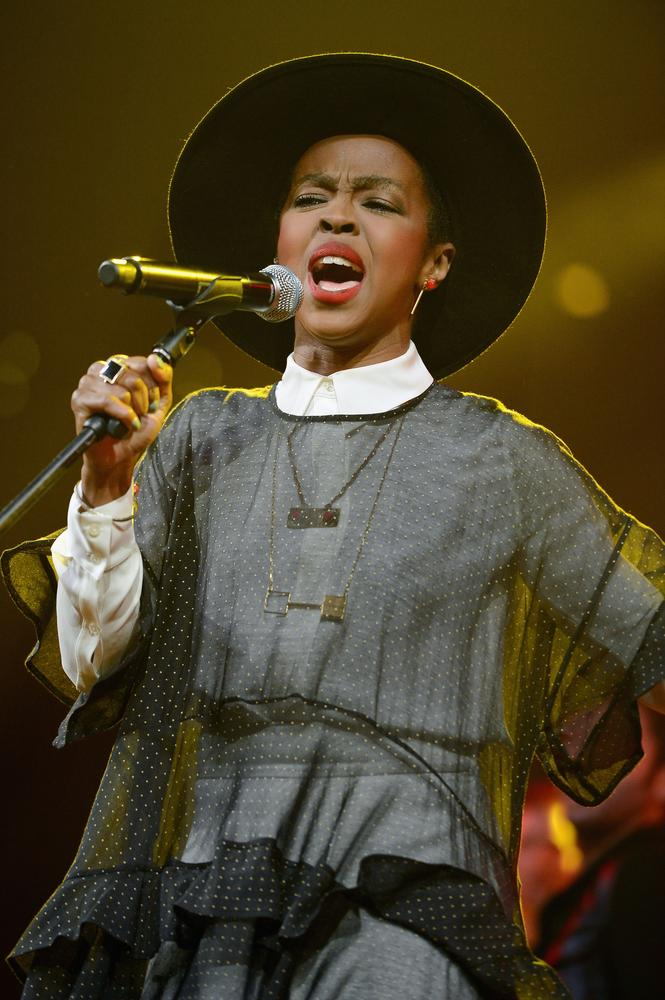 The Fugees star Lauryn Hill announces two new UK shows for 2014