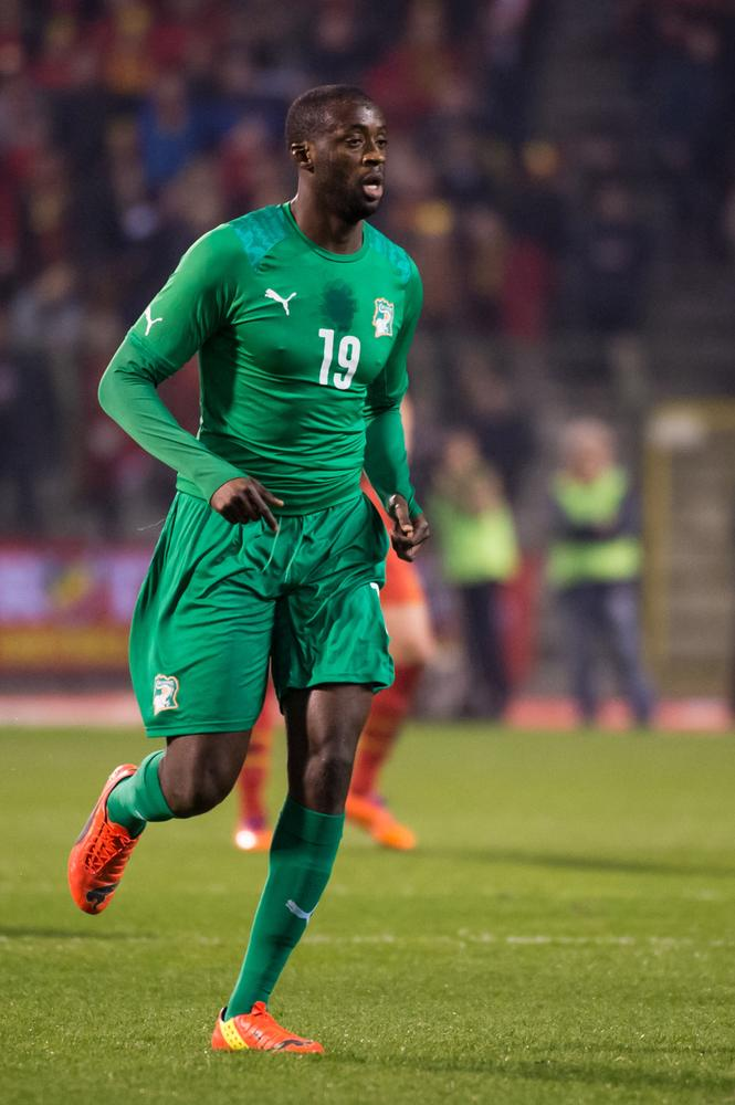 Ivory Coast sweat over Yaya Toure's fitness, but buoyed by form of Didier Drogba